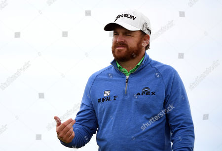 JB Holmes of the US during the second round of the British Open Golf Championship at Royal Portrush, Northern Ireland, 19 July 2019.