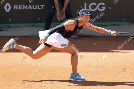 Editorial picture of WTA International Ladies Open Lausanne, Switzerland - 19 Jul 2019