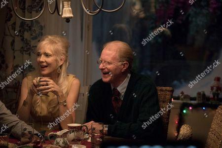 Glenne Headly as Diane and Ed Begley Jnr. as Gabe