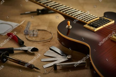Git436 Guitar Mods Foa Stock Pictures, Editorial Images and