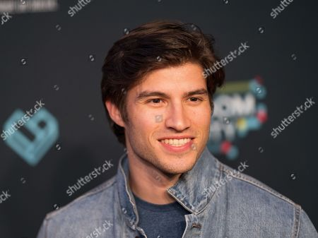 Stock Photo of Cameron Cuffe
