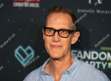 Editorial picture of Fandom party, Comic-Con International, San Diego, USA - 18 Jul 2019