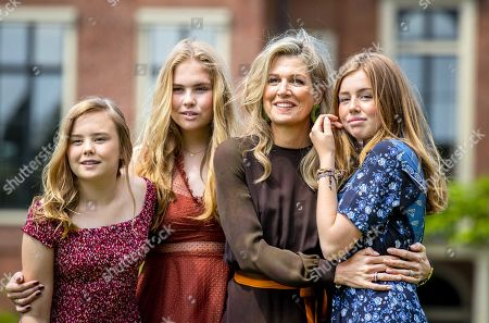 Editorial image of Summer photo session royal family, The Hague, Netherlands - 19 Jul 2019