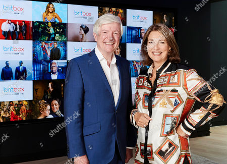 BBC Director General Tony Hall and ITV CEO Carolyn McCall
