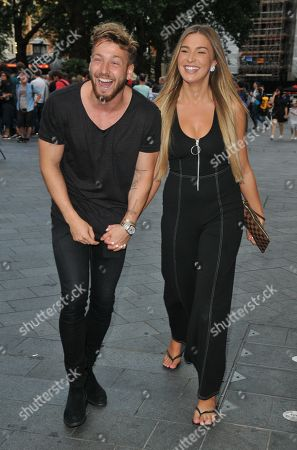 Sam Thompson and Zara McDermott