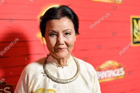 Stock Photo of Kieu Chinh