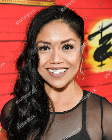 Editorial picture of 'Miss Saigon' show premiere, Arrivals, The Hollywood Pantages Theatre, Los Angeles, USA - 18 Jul 2019