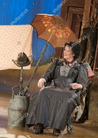 Josie Lawrence as Aunt Eller