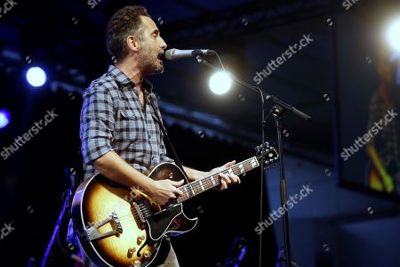 Jorge Drexler performs on stage during the Jazz Festival in Vitoria, Spain, 19 July 2019. The festival runs from 15 to 20 July.