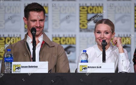 """Editorial image of 2019 Comic-Con - World Premiere and Q&A of """"Veronica Mars"""", San Diego, USA - 19 Jul 2019"""