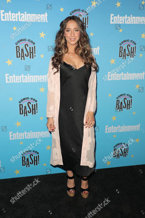Editorial picture of Entertainment Weekly Party, Arrivals, Comic-Con International, San Diego, USA - 20 Jul 2019