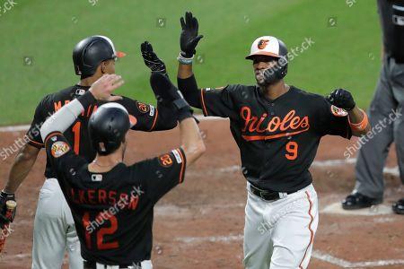 Editorial image of Nationals Orioles Baseball, Baltimore, USA - 19 Jul 2019