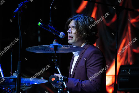 Zac Hanson of Hanson performs onstage during the Texas Chapter of the Recording Academy's 25th Anniversary Gala at ACL Live.