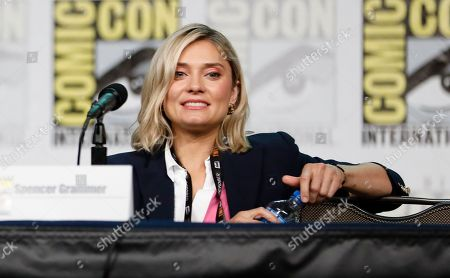 "Editorial photo of 2019 Comic-Con - ""Rick and Morty"" Panel, San Diego, USA - 19 Jul 2019"