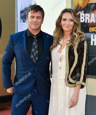 Editorial picture of 'Once Upon a Time in Hollywood' film premiere, Arrivals, TCL Chinese Theatre, Los Angeles, USA - 22 Jul 2019