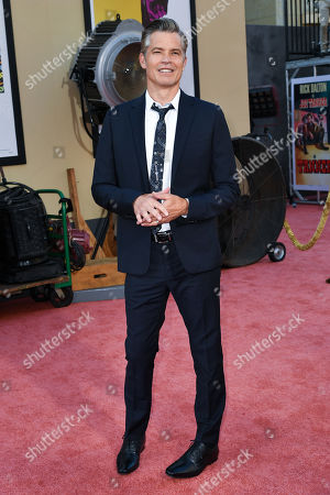 Stock Picture of Timothy Olyphant