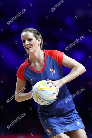 Editorial image of Sport Relief Netball Match, 2019 Vitality Netball World Cup, Netball, M&S Bank Arena, Liverpool,UK -19 Jul 2019