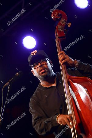Editorial photo of Jazz Festival in Almunecar, Almunecar (Granada), Spain - 19 Jul 2019