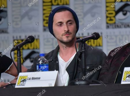 """Tomer Kapon attends """"The Boys"""" panel on day two of Comic-Con International, in San Diego"""