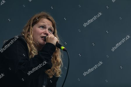 Stock Picture of Kate Tempest