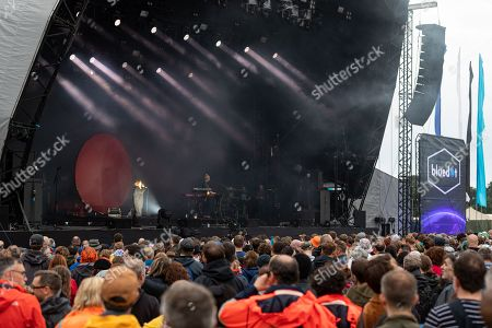 Editorial picture of Bluedot Festival, Jodrell Bank Discovery Centre, Macclesfield, UK - 19 Jul 2019