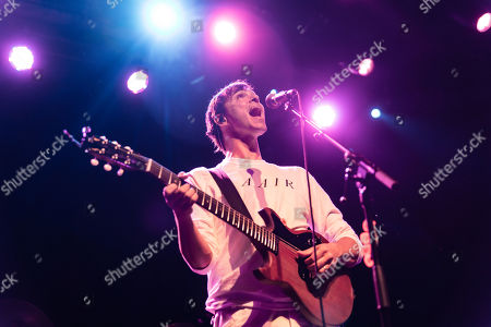 Editorial picture of Dirty Projectors in concert at The Fillmore, San Francisco, USA - 18 Jul 2019