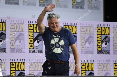 """Conleth Hill arrives at the """"Game of Thrones"""" panel on day two of Comic-Con International, in San Diego"""