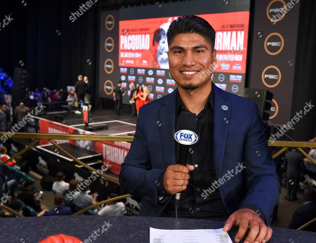 Stock Picture of Mikey Garcia