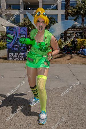 Editorial photo of 2019 Comic-Con Day 2, San Diego, USA - 19 Jul 2019