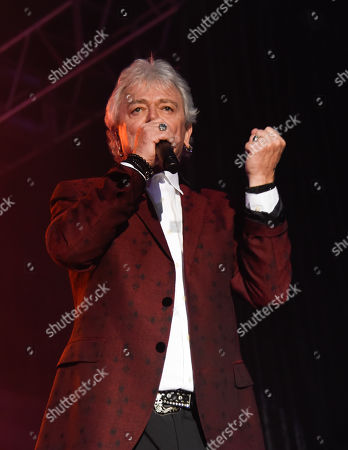 Russell Hitchcock of Air Supply performs 'The Lost in Love Experience' tour
