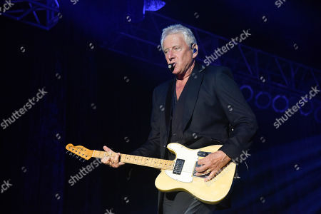 Graham Russell of Air Supply performs 'The Lost in Love Experience' tour