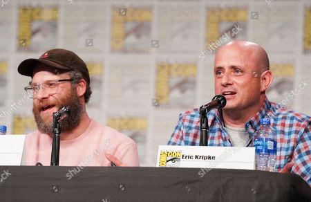 Editorial image of 'The Boys' TV show panel, Comic-Con International, San Diego, USA - 19 Jul 2019
