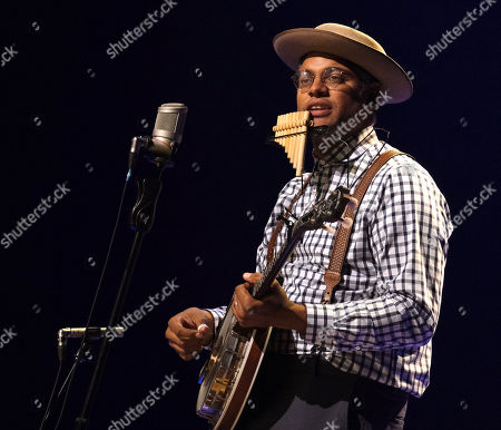 Stock Image of Dom Flemons