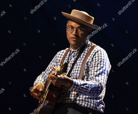 Stock Photo of Dom Flemons