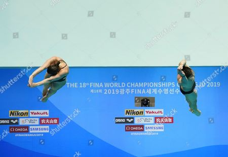 Editorial picture of FINA Swimming World Championships 2019, Gwangju, Korea - 20 Jul 2019