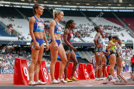 Editorial photo of 20/07/2019., Athletics, Muller Anniversary Games - 20 Jul 2019