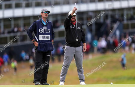 Editorial image of The Open Championship, Royal Portrush Golf Club, Co. Antrim  - 20 Jul 2019