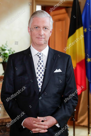 King Philippe speech for Belgium's national day, Brussels