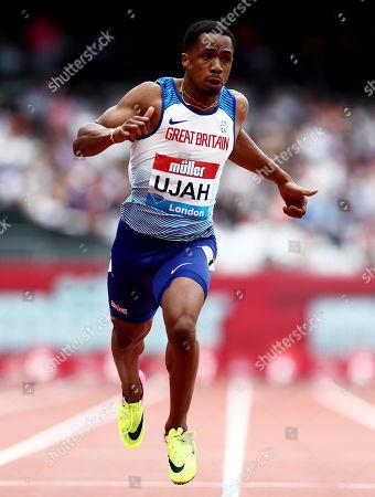 Editorial image of Muller Anniversary Games, Day One, Athletics, London Stadium, London, UK - 20 Jul 2019