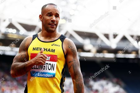 Editorial picture of Muller Anniversary Games, Day One, Athletics, London Stadium, London, UK - 20 Jul 2019