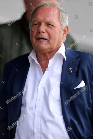 Stock Image of Peterborough United Director of Football Barry Fry during Barnet vs Peterborough United, Friendly Match Football at the Hive Stadium on 20th July 2019
