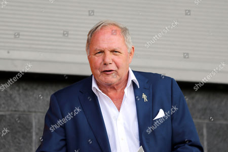 Stock Photo of Peterborough United Director of Football Barry Fry during Barnet vs Peterborough United, Friendly Match Football at the Hive Stadium on 20th July 2019