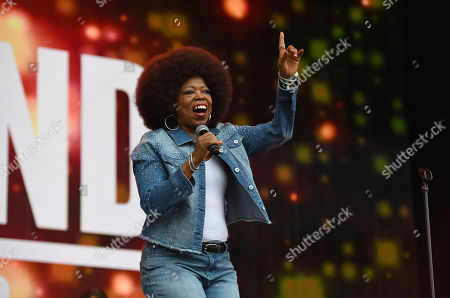 Editorial photo of Rewind Festival, Perth, Scotland, UK - 20 Jul 2019