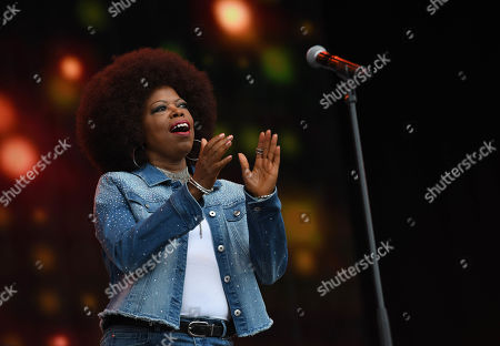 Editorial image of Rewind Festival, Perth, Scotland, UK - 20 Jul 2019