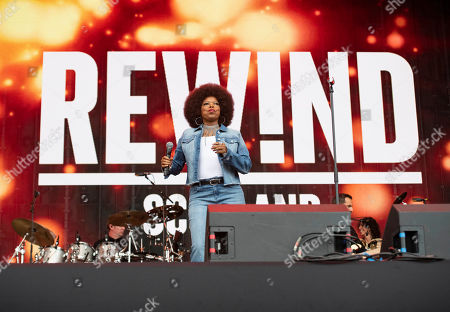 Editorial picture of Rewind Festival, Perth, Scotland, UK - 20 Jul 2019