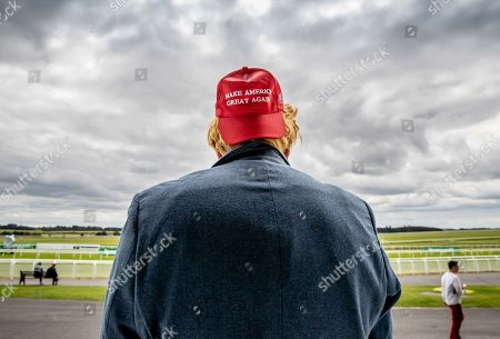 Editorial photo of Curragh Racing, Curragh Racecourse, Co. Kildare  - 20 Jul 2019