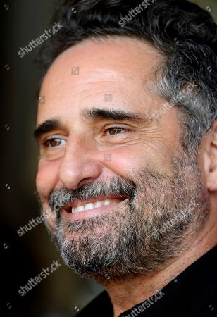 Jorge Drexler attends a press conference prior his concert in the framework of the Festival Pirineos Sur in Formigal, Huesca, Spain, 20 July 2019. Drexler will perform a concert at the event later the same day.