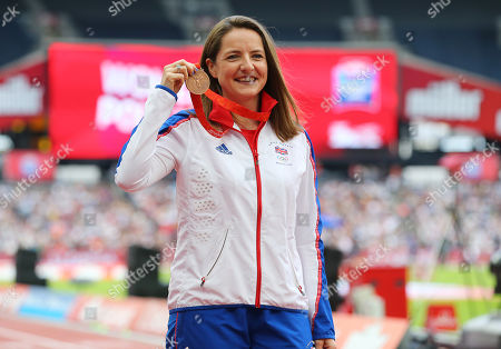 Editorial image of IAAF Diamond League, London Anniversary Games, Day 1, UK - 20 Jul 2019