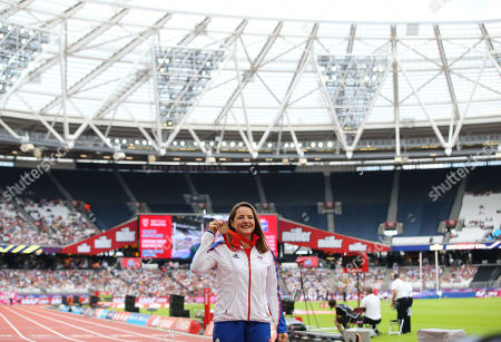 Editorial photo of IAAF Diamond League, London Anniversary Games, Day 1, UK - 20 Jul 2019