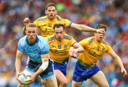 Editorial image of GAA Football All-Ireland Senior Championship Quarter-Final Phase 2, Croke Park, Dublin  - 20 Jul 2019